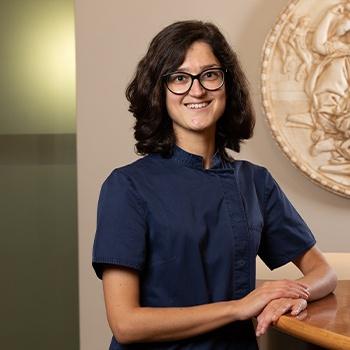 Sara Pallotti - Laureata in odontoiatria e protesi dentaria