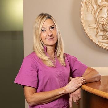 Nicoletta Guzzi - Laureata in igiene dentale