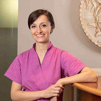 Loretta Bongiovanni - Laureata in igiene dentale